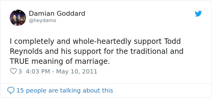 A Toronto Based Sportscaster, Damian Goddard, Was Fired For A Homophobic Tweet