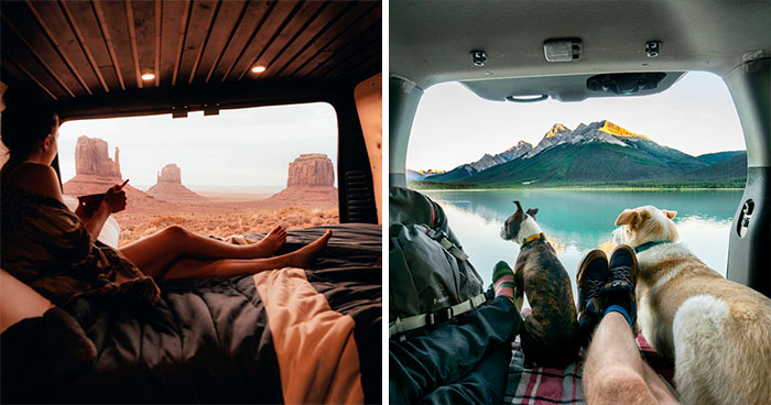 The Inspiring Beauty Of Van Life