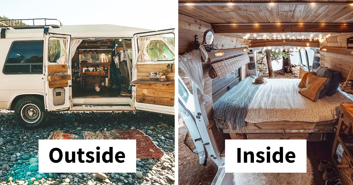 100 Gorgeous Bus And Van Conversions That Will Inspire You To Make The Open Road Your Home