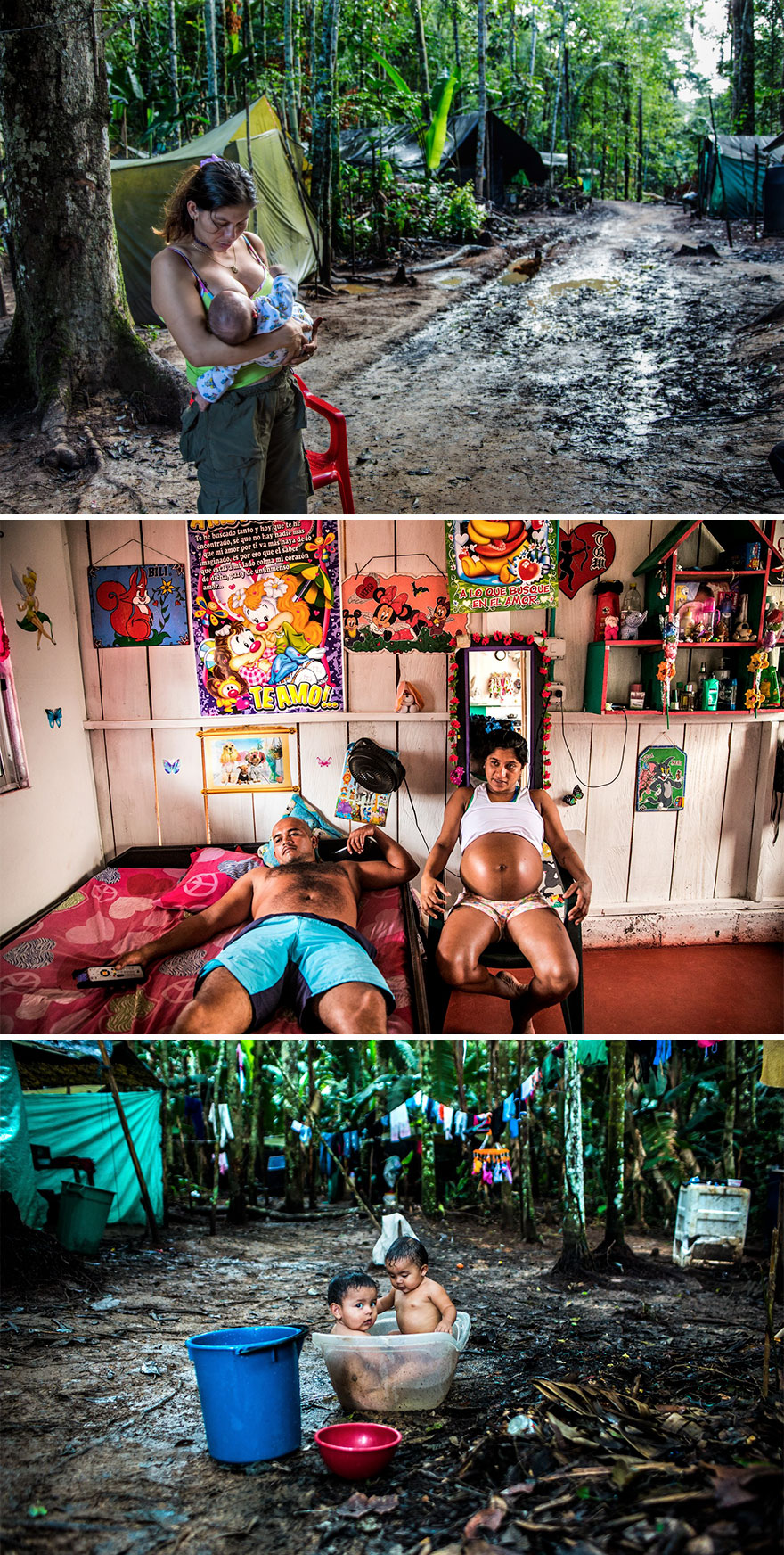 """Contemporary Issues, Stories, 2nd Prize, """"Colombia, (Re)birth"""" By Catalina Martin-Chico"""