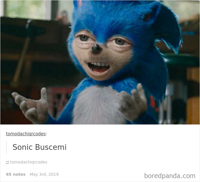 100 Memes Roasting Sonic The Hedgehog Character Design That