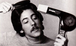 16 Vintage Ads Of Hair Necessities Contain The Secret To Fabulous Men's Hair In The 1970s