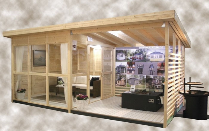 Amazon's Selling A Guesthouse 'Kit' That You Can Build In Your Backyard In 8 Hours