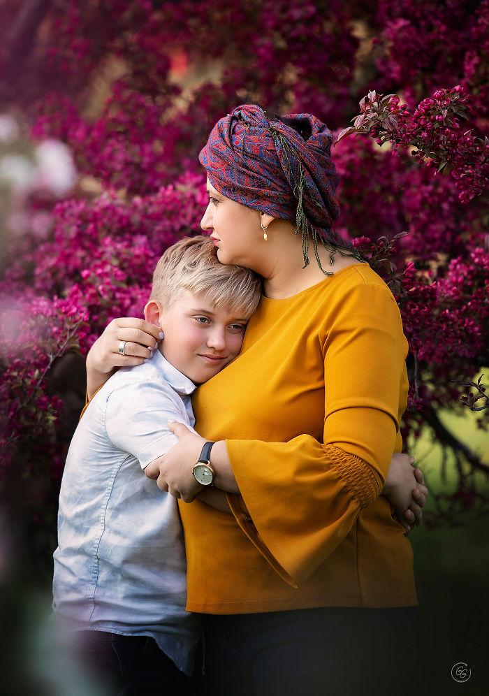 Viktorija, Stage 4, Triple Negative Breast Cancer