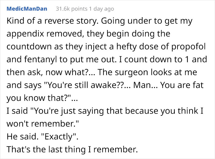 Funny-Anesthesia-Stories