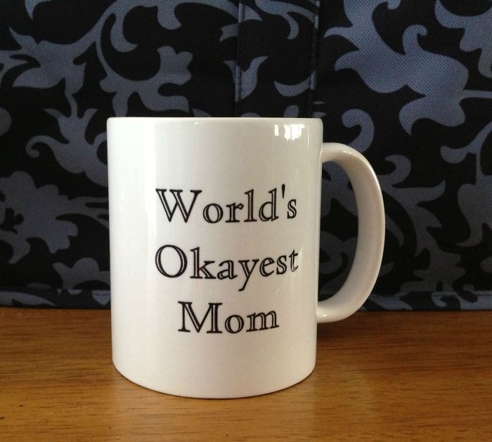 My Mother's Day Gift A Day Late. It's Funny Until I Weep