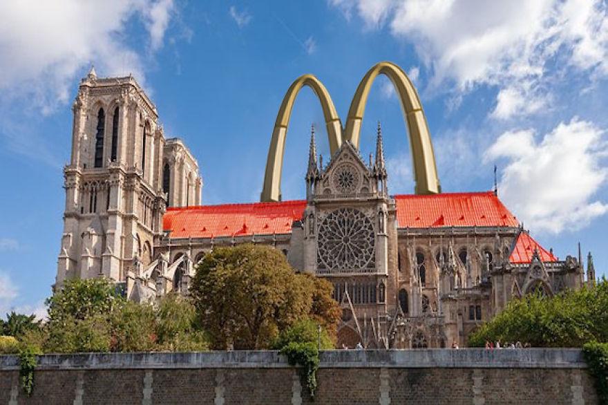 McDonald's Notre Dame