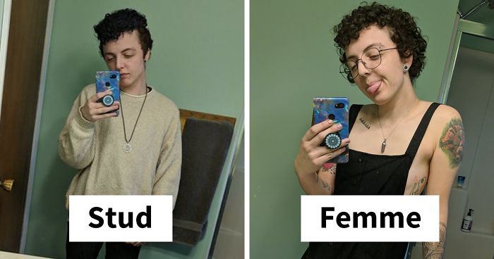 Someone Asks People Who Can Pull Off Both Stud And Fem Looks