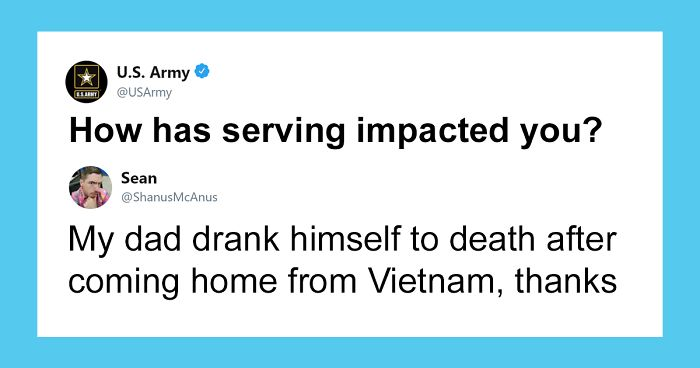 These 30 Responses To U.S. Army Asking 'How Has Serving Impacted You?' Was Not What They Were Expecting To Hear
