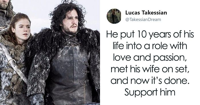 Someone Starts Making Fun Of Kit Harrington Checking Into Rehab, Gets Shut Down By Fans