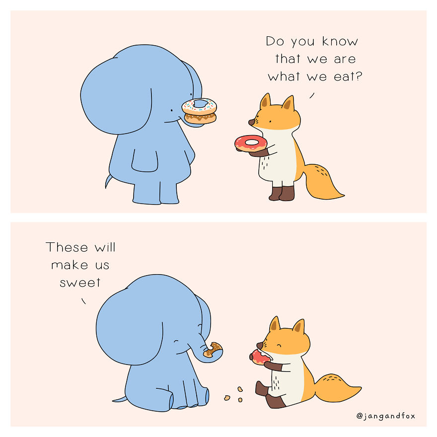 You Can Be Sweet Too!