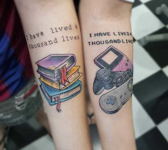 He vivido mil vidas