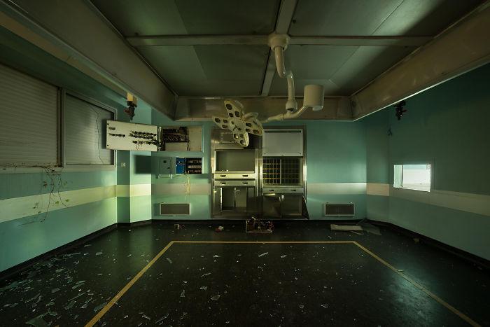 Hospital, France