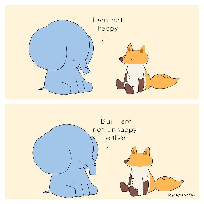 It's Okay To Feel Otherwise
