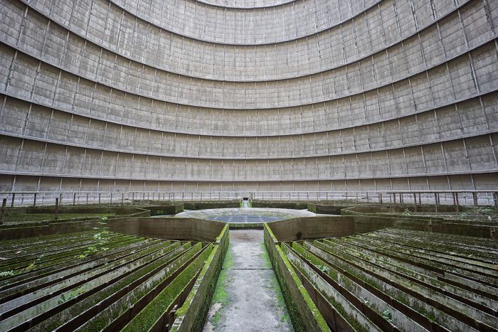 I Found Places Where Nature Mixes With Human's Built Environment In Europe
