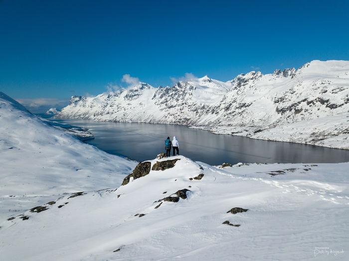 View From Nattmålsfjellet