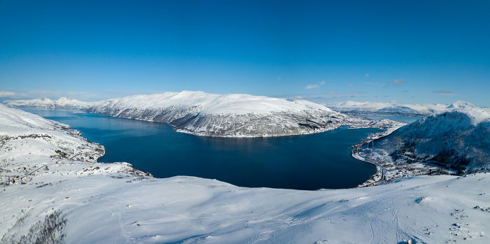 Another Amazing View From Nattmålsfjellet