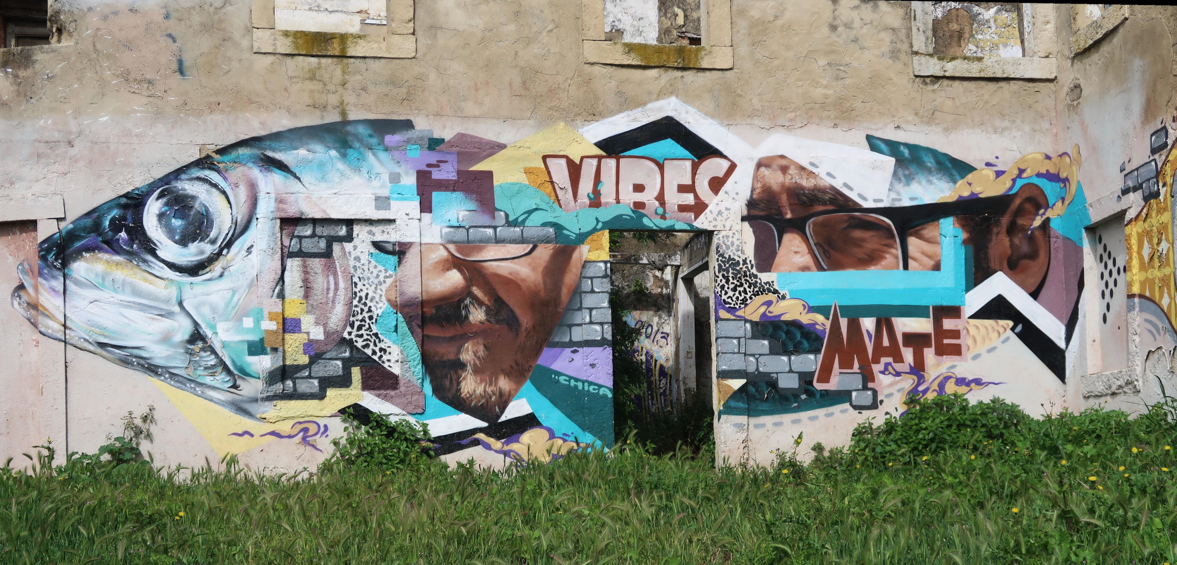 I Went To Lisbon An Street Art Was Everywhere!