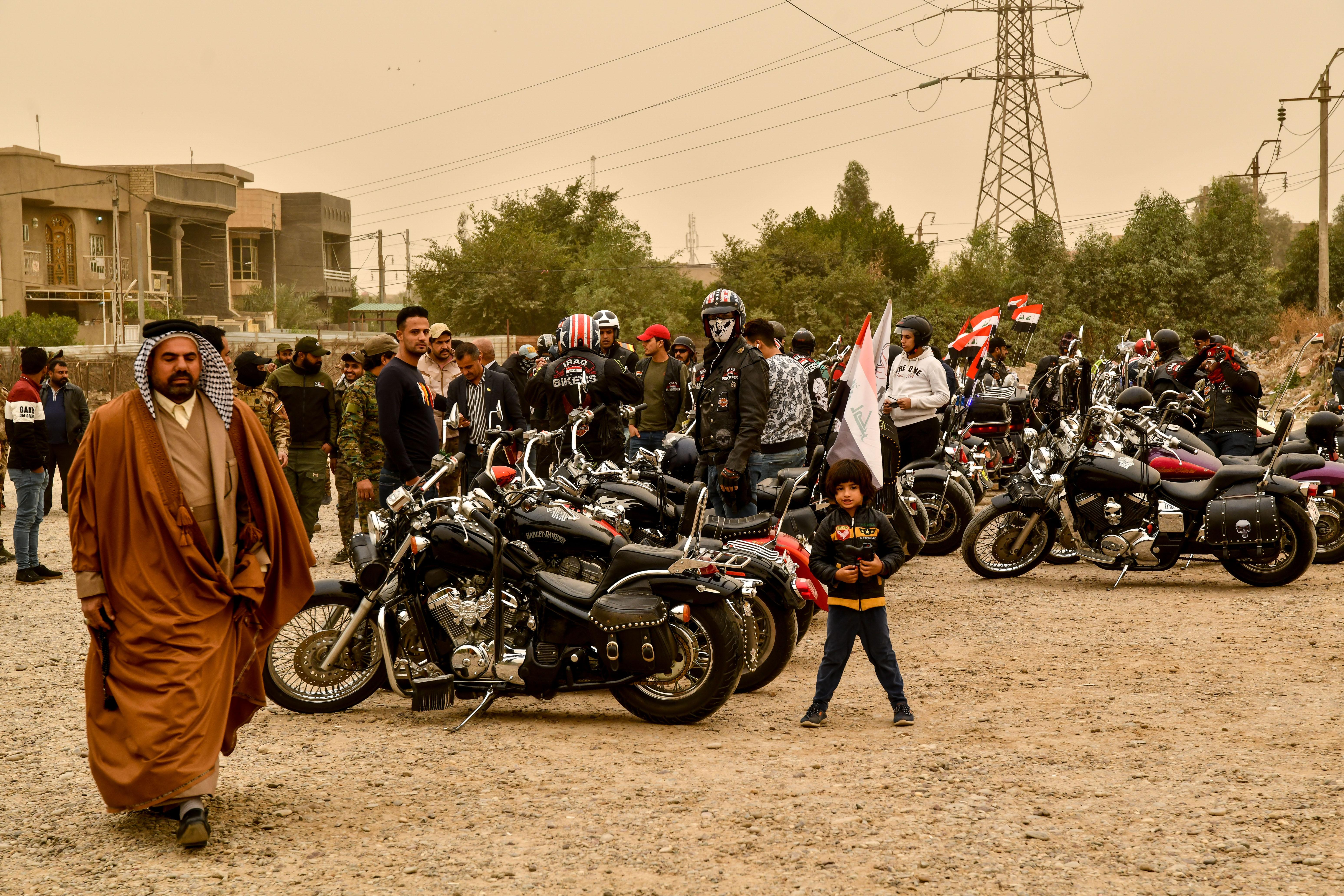 Irak Bikers