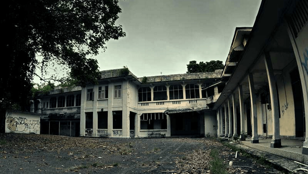 Most Scariest Places On Earth 2 changi Hospital, Singapore