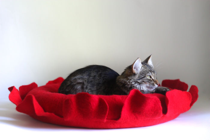Poppy Cat Bed