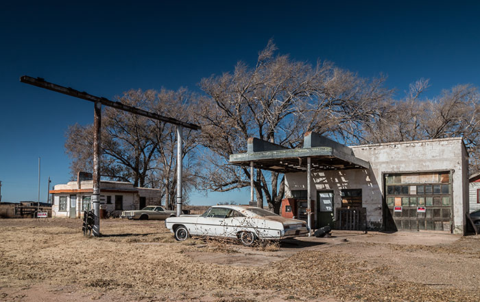 Glenrio, Texas/New Mexico