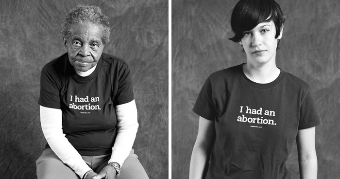 I Took Portraits Of 17 Women Who Had Abortions To Show It Has Many Faces And Many Reasons