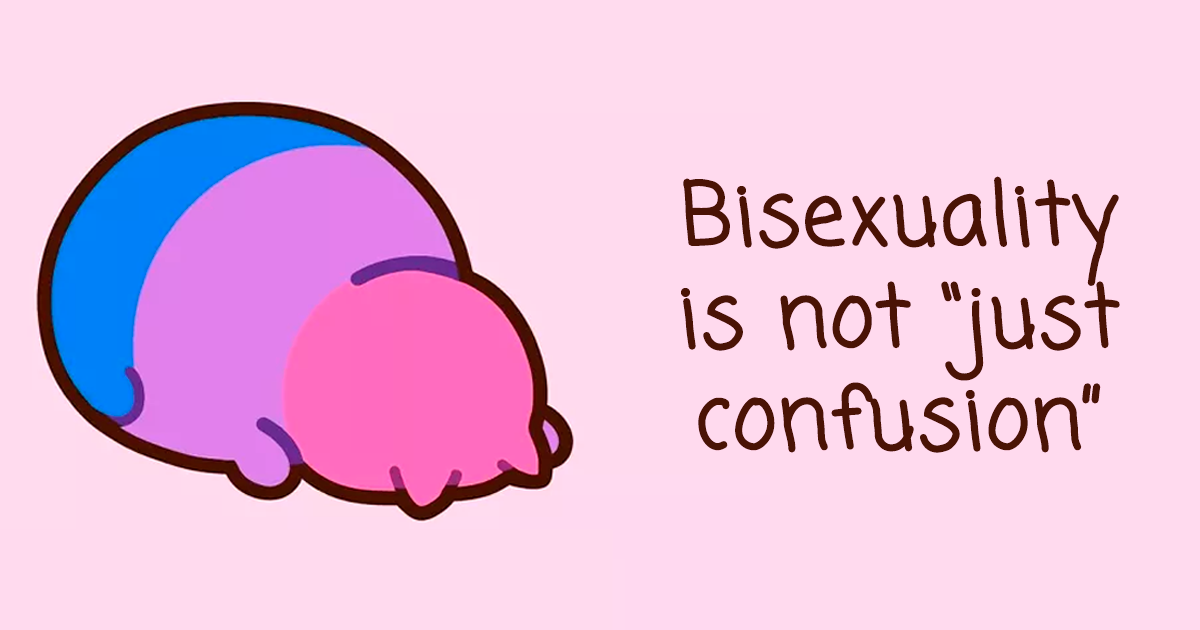 Artist Uses Cute Kittens To Explain Bisexuality