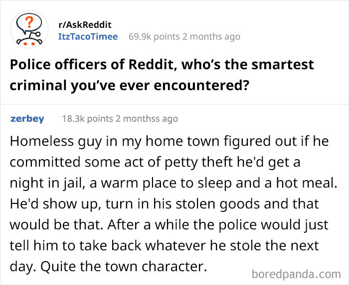 Quite The Town Character