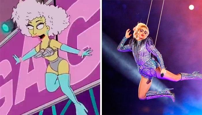 Lady Gaga's Performance At The Super Bowl