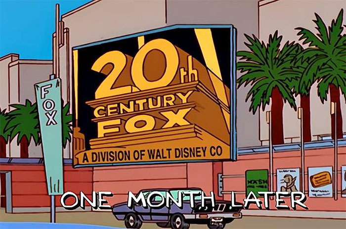Disney Buying 20th Century Fox