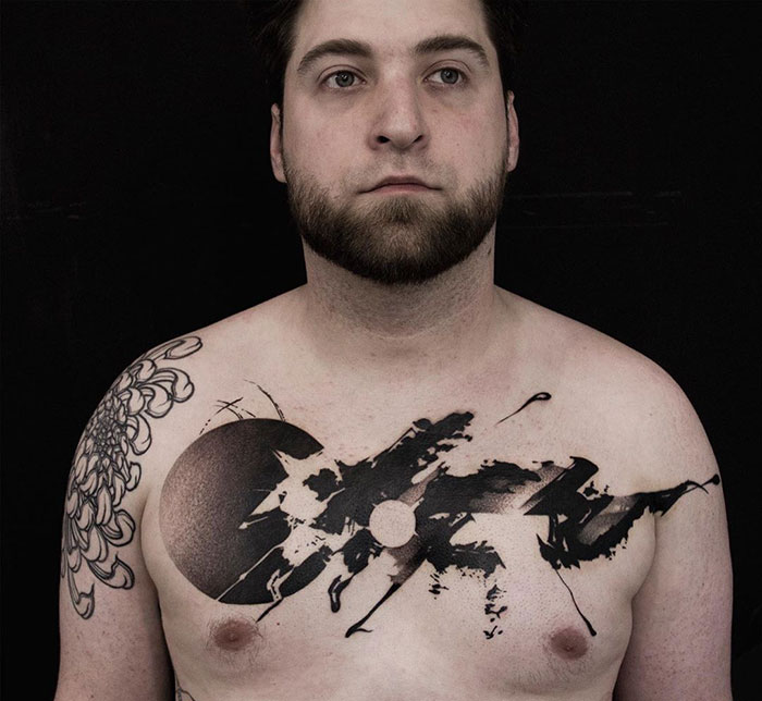 40+ Incredible Chest Tattoo Ideas, You're Sure To Find