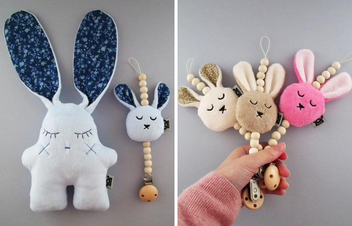 I Make Cute And Useful Baby Gifts