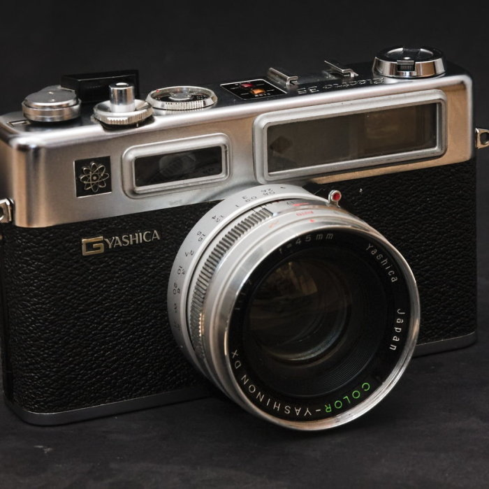 How I Resurrected A 50-Year Old Film Camera, And Discovered Its Beauty