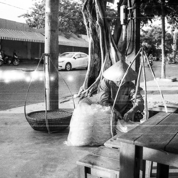 My Black And White Photos Of Vietnam