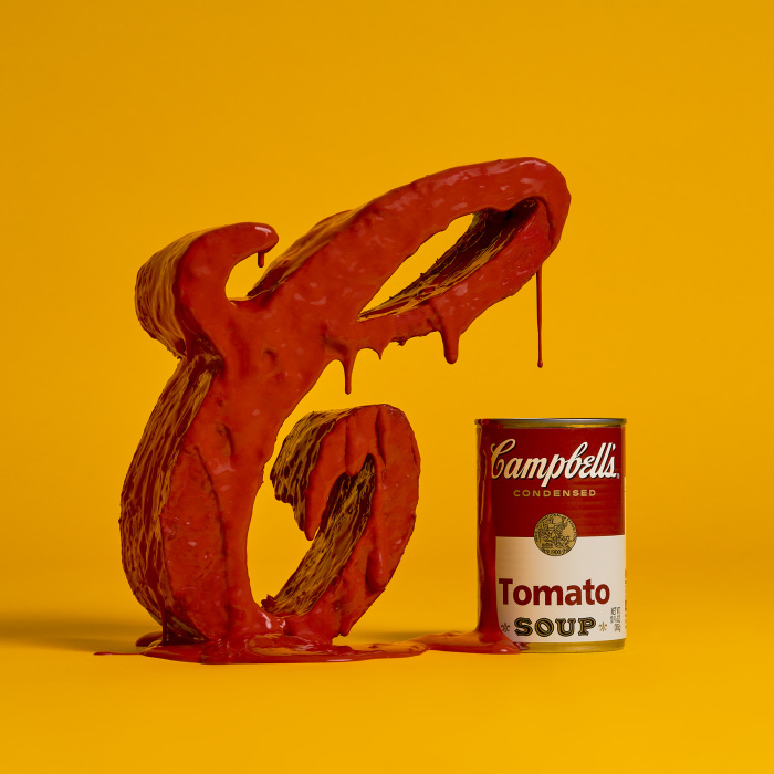 The Brandphabet: A Real Photography Project Using The Original Brand Typography