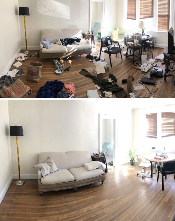 My Depression Nest. Hopefully Cleaning Helps Me Get Out Of This Rut