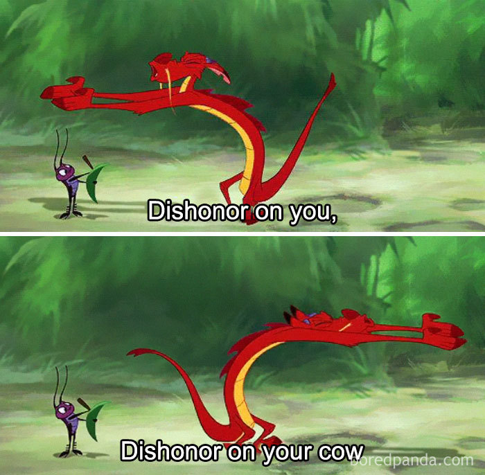 Disney-Movies-Insults-Comebacks