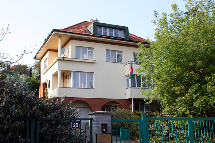 Afghanistan in Prague, Czech Republic