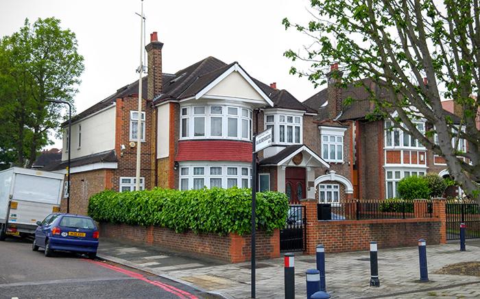 North Korea in London, UK