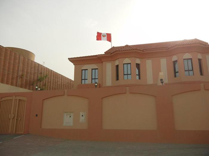 Peru in Doha, Qatar