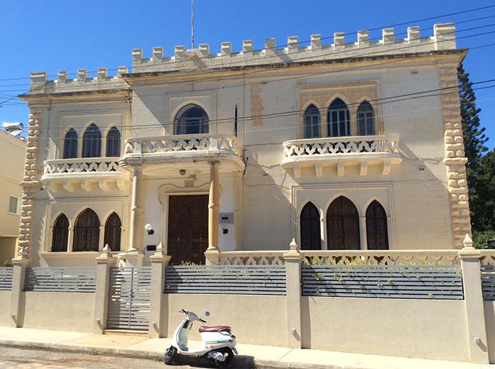 Libya in Valletta, Malta