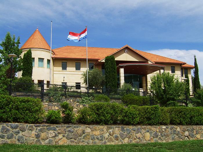 Croatia in Canberra, Australia