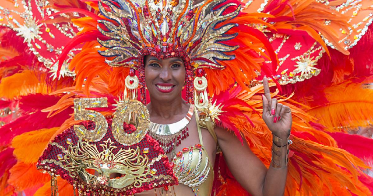 Grand Carnival Parade Sint Maarten 2019 In Photos