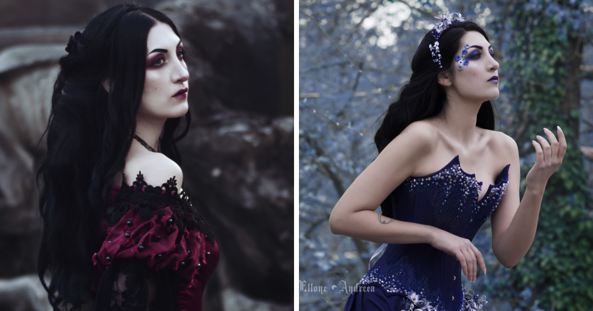 I Bring All My Gothic Fantasies To Life