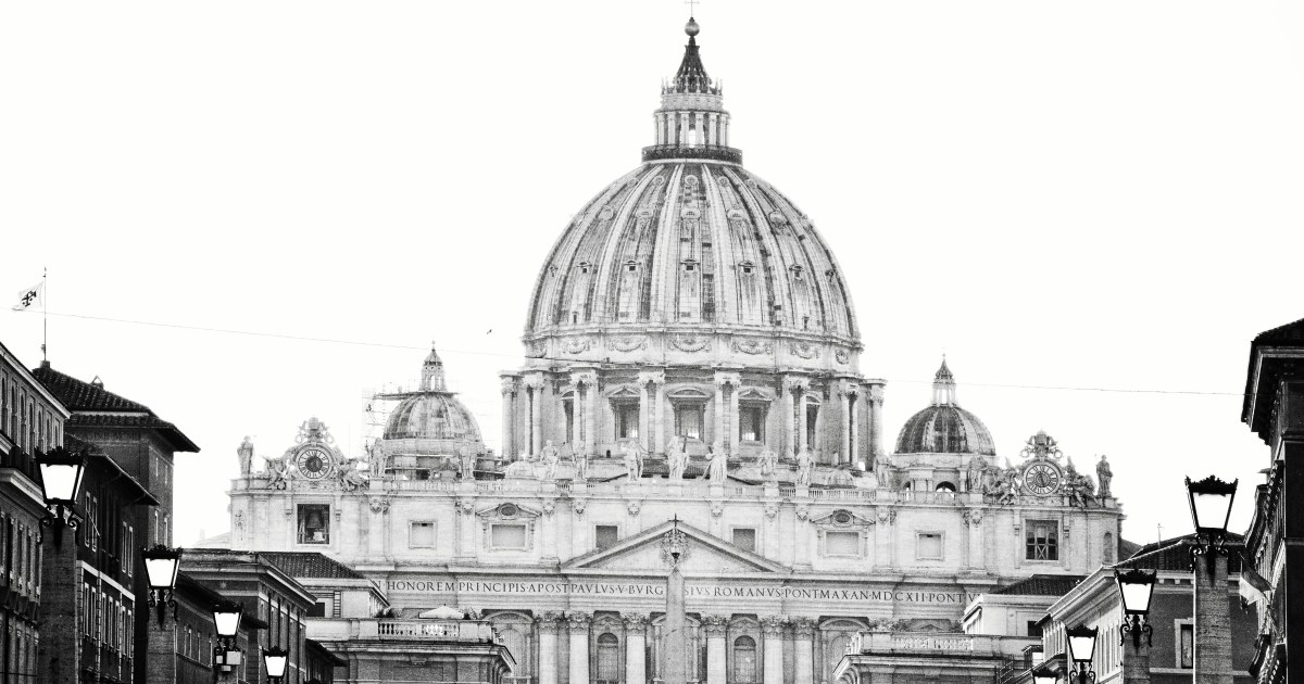 I Captured The Beauty Of The Eternal City In Color And Black And White Images