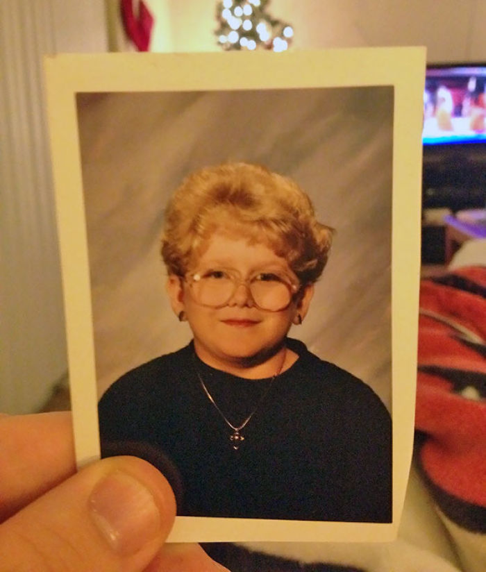 My Wife Looked Like A 60-Year-Old Woman As A Child