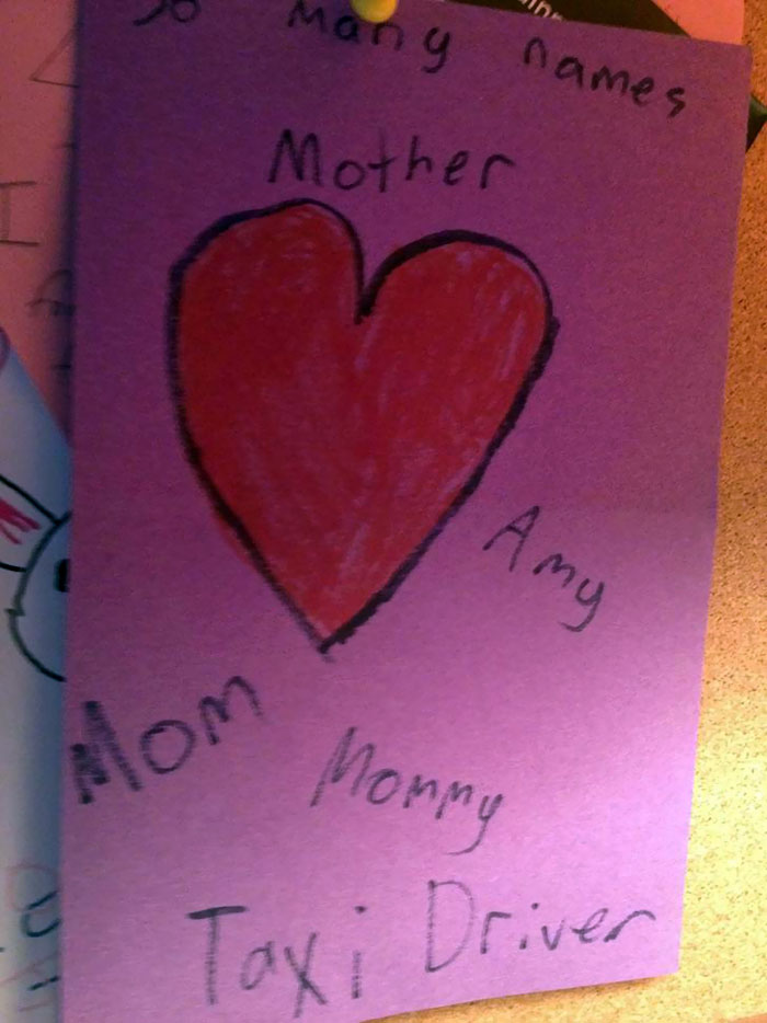 Mother's Day Card From My Brother To My Mom. How Sweet