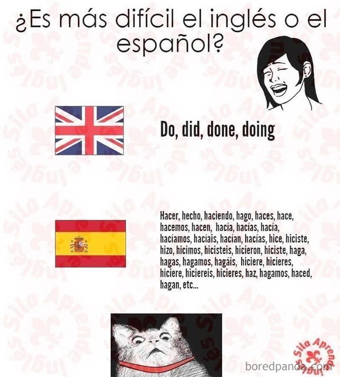50 Hilarious Memes About Spanish Language That Will Make You Jajaja