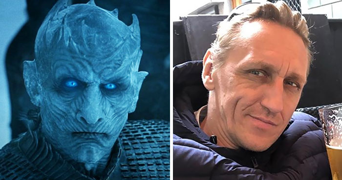 Here's How The Night King From Game Of Thrones Looks In Real Life
